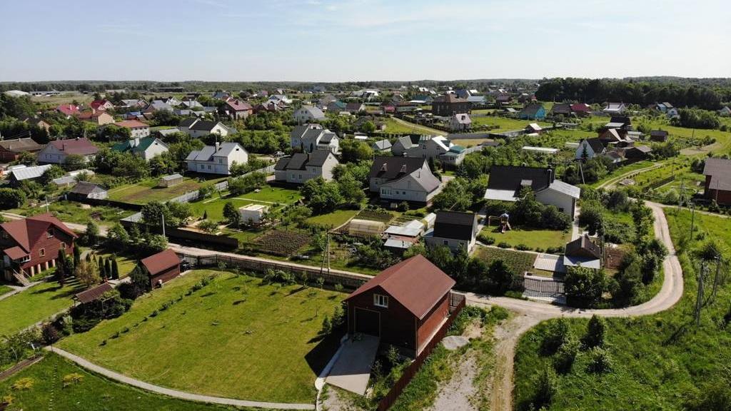 ИЖС в деревне Малахово