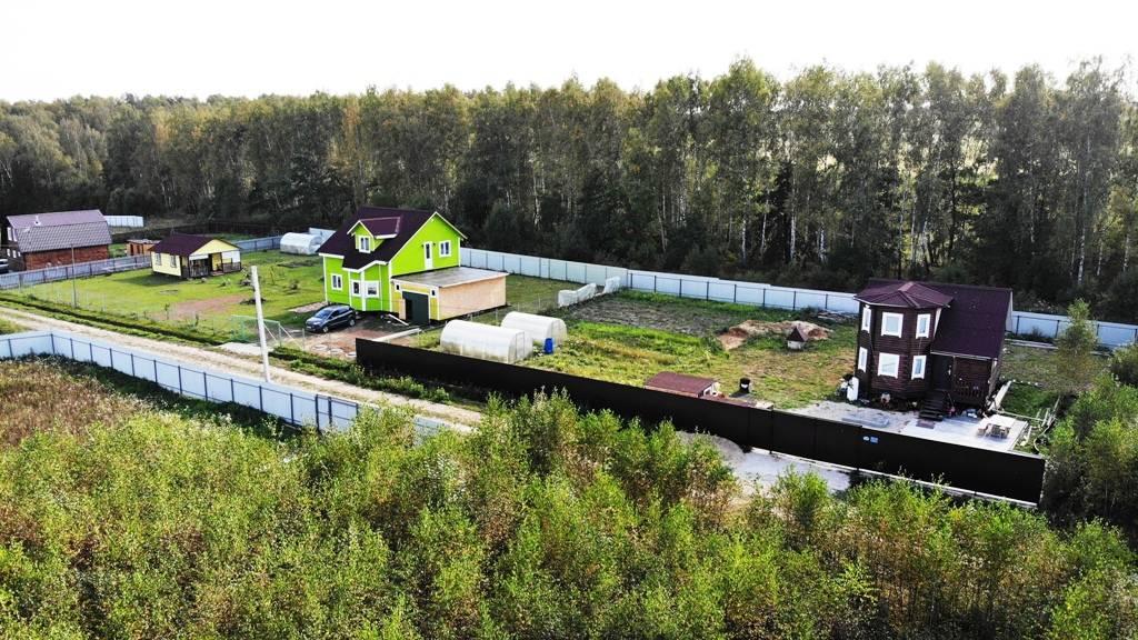 Земля ИЖС в деревне Дятлово